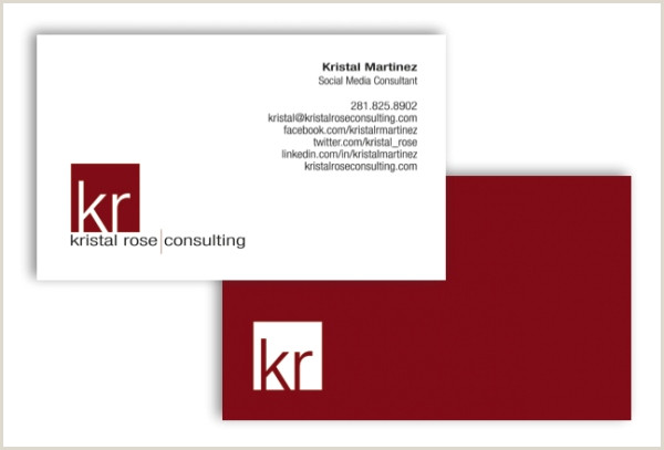 Your Personality Is Your Business Card What Does Your Business Card Say About You